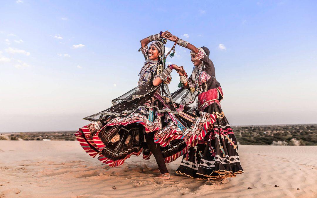 Kalbelia Dance-Rajasthan